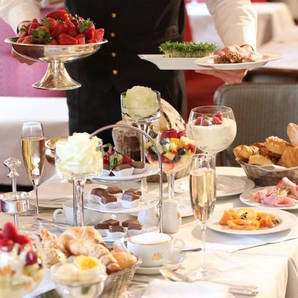 Hotel Imperial - Gutschein Champagner Frühstück