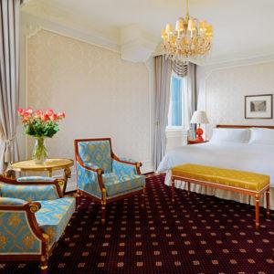 Hotel Imperial - Gutschein Deluxe Zimmer