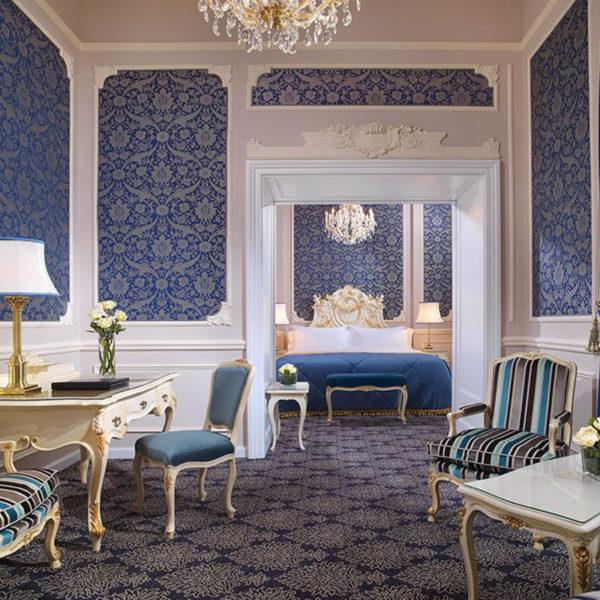 Hotel Imperial - Gutschein Elisabeth Suite