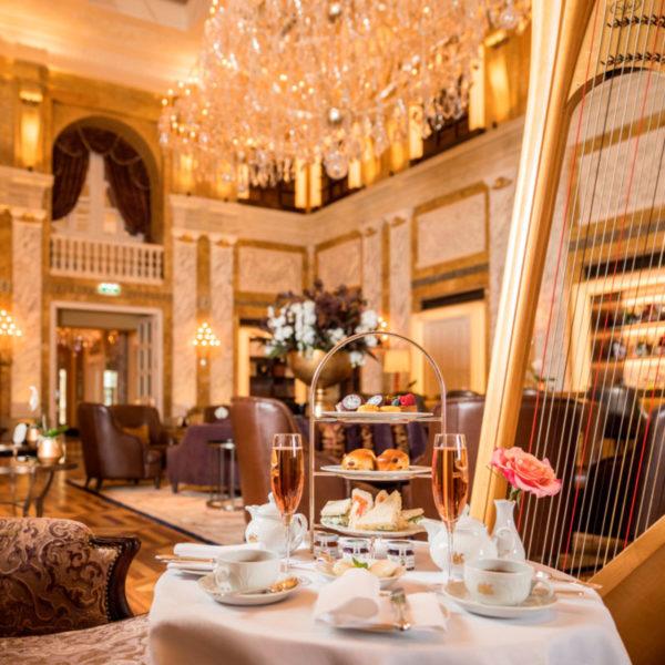 Hotel Imperial - Gutschein Imperial High Tea mit Champagner