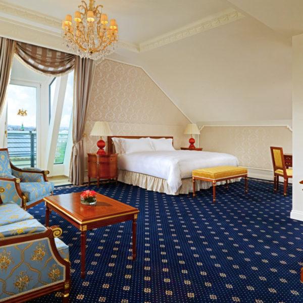 Hotel Imperial - Gutschein Junior Suite