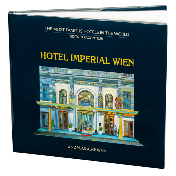 Hotel Imperial - The Most Famous Hotels in the World