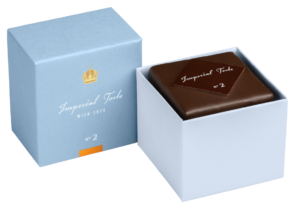 Imperialtorte - N° 2 Schwarze Orange Mignon - Package