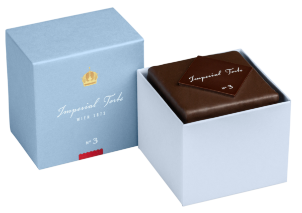Imperialtorte - N° 3 Feine Himbeere Mignon - Package