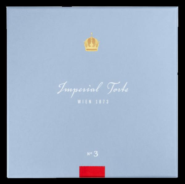 Imperialtorte - N° 3 Feine Himbeere Queen - Package